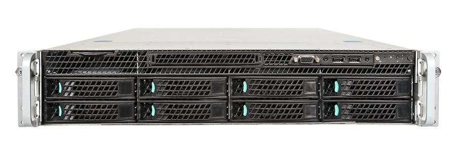 Пример сконфигурированного сервера