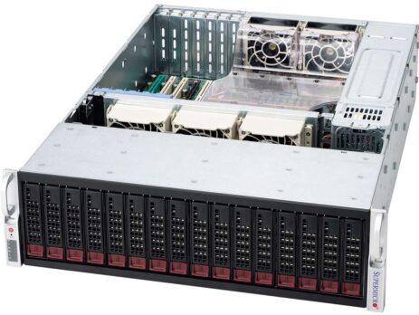 Конфигурация сервера