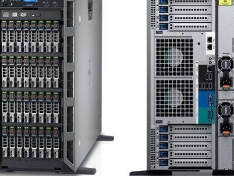 Dell PowerEdge T630 обзор
