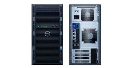 Dell PowerEdge T130 обзор