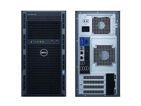 Dell PowerEdge T130 обзор