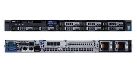 Dell PowerEdge R330 обзор