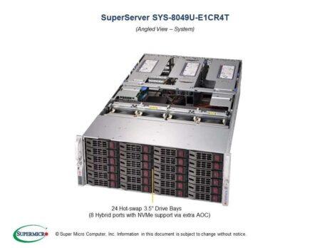 Supermicro SuperServer 8049U-E1CR4T