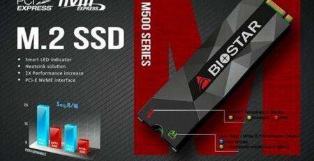 SSD Biostar M500