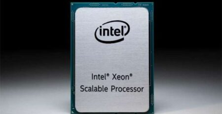 процессоры intel xeon scalable
