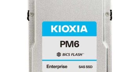kiaoxia pm6 твердотельный накопитель