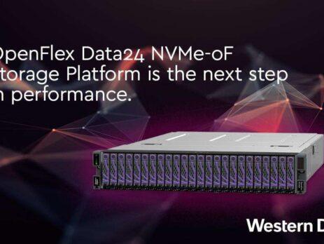 NVMe-oF хранилище на 368Тбайт