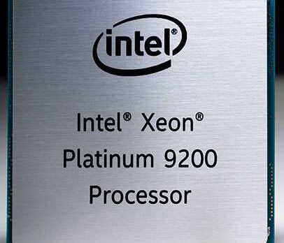 Intel Xeon Scalable 9200