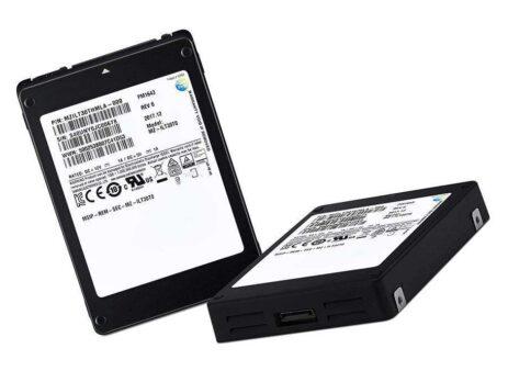 SAS SSD PM1634