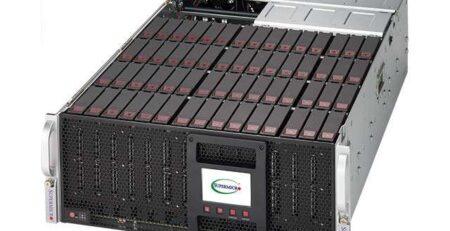 Supermicro SuperStorage 6049P-E1CR60L