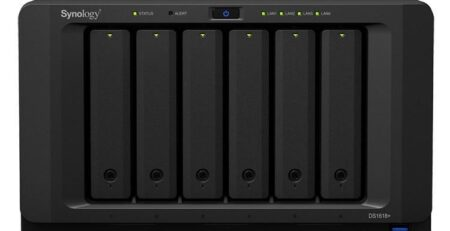 Synology RackStation DS1618+