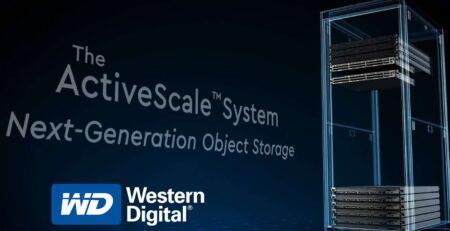 western digital продает линейку ActiveScale