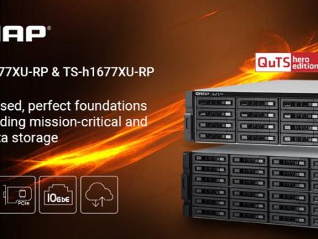 TS-h1677XU-RP с 16 отсеками для дисков и TS-h2477XU-RP с 24 отсеками